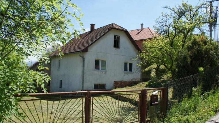 Rodinný dom s veľkou záhradou, Ružomberok - Černová