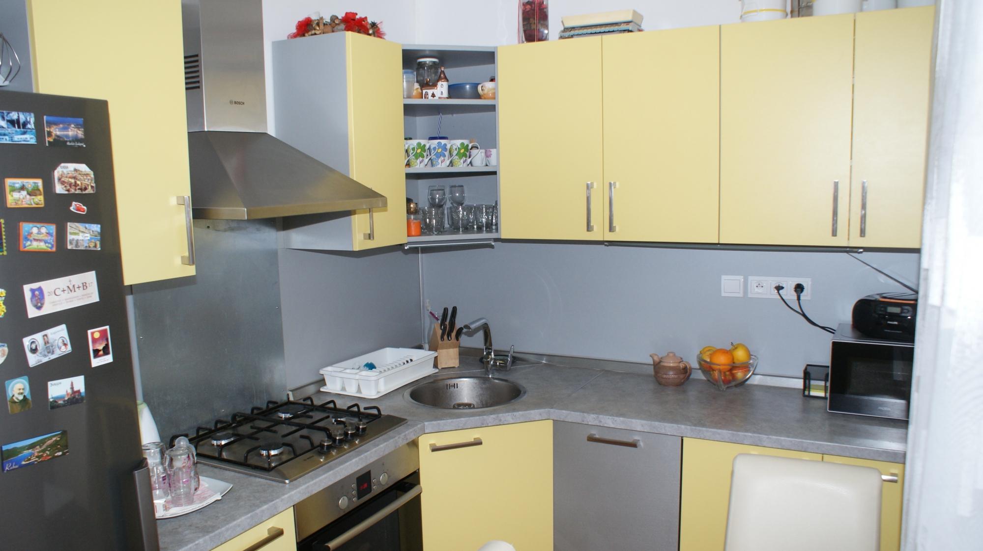 Priestranný 2 -izbový byt po kompletnej rekonštrukcii, Polík