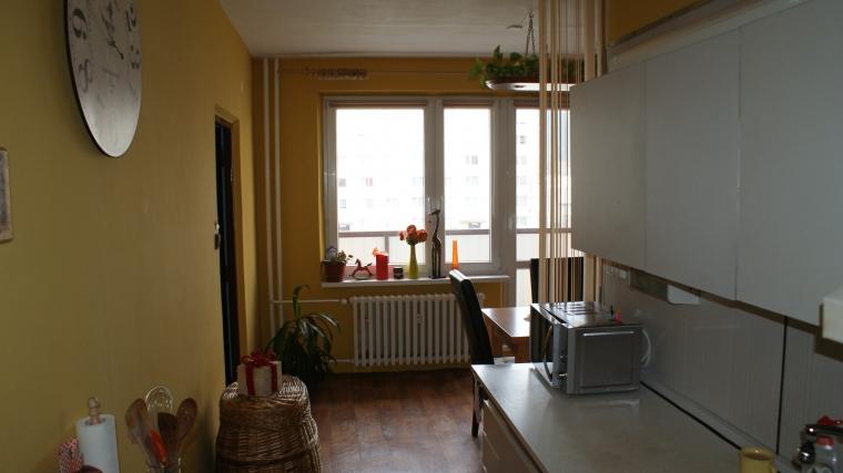 2-izbový byt po čiastočnej rekonštrukcii, ul.Za Dráhou