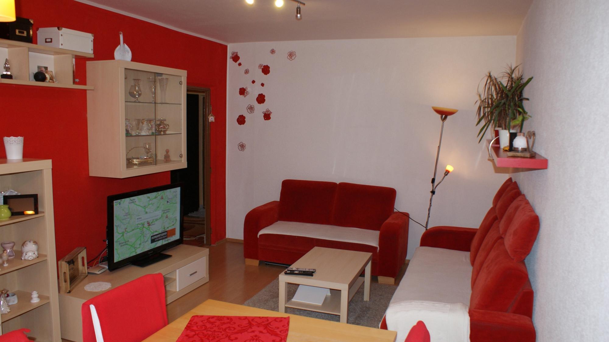 3 -izbový byt po čiastočnej rekonštrukcii, Bystrická cesta