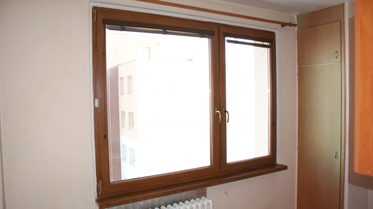 Zrekonštruovaný 1-izbový byt, ul.Za Dráhou