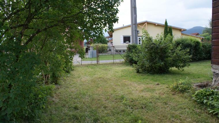 Chalupa s peknou záhradou v tichom prostredí, Partizánska Ľupča