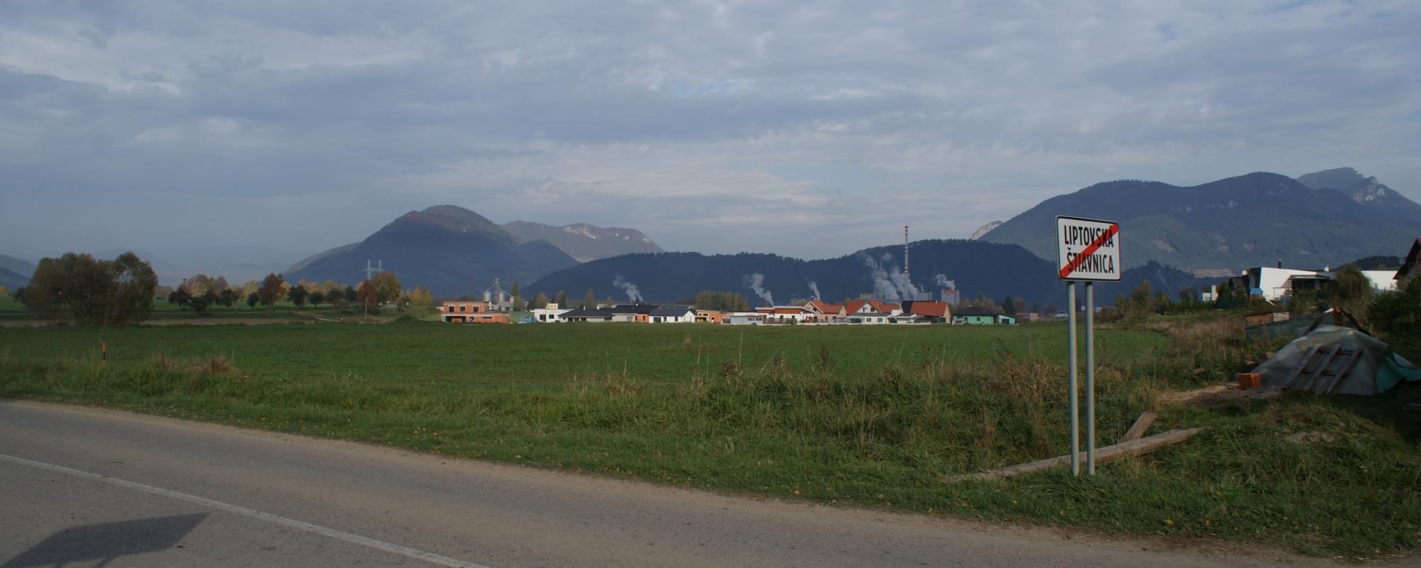 Stavebný pozemok o výmere 2800m2, Liptovská Štiavnica