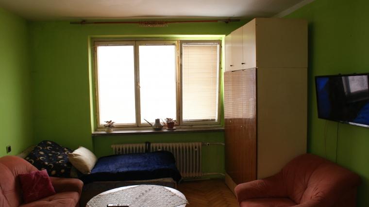 Tehlový 2-izbový byt v pôvodnom stave, ul.Žilinská cesta