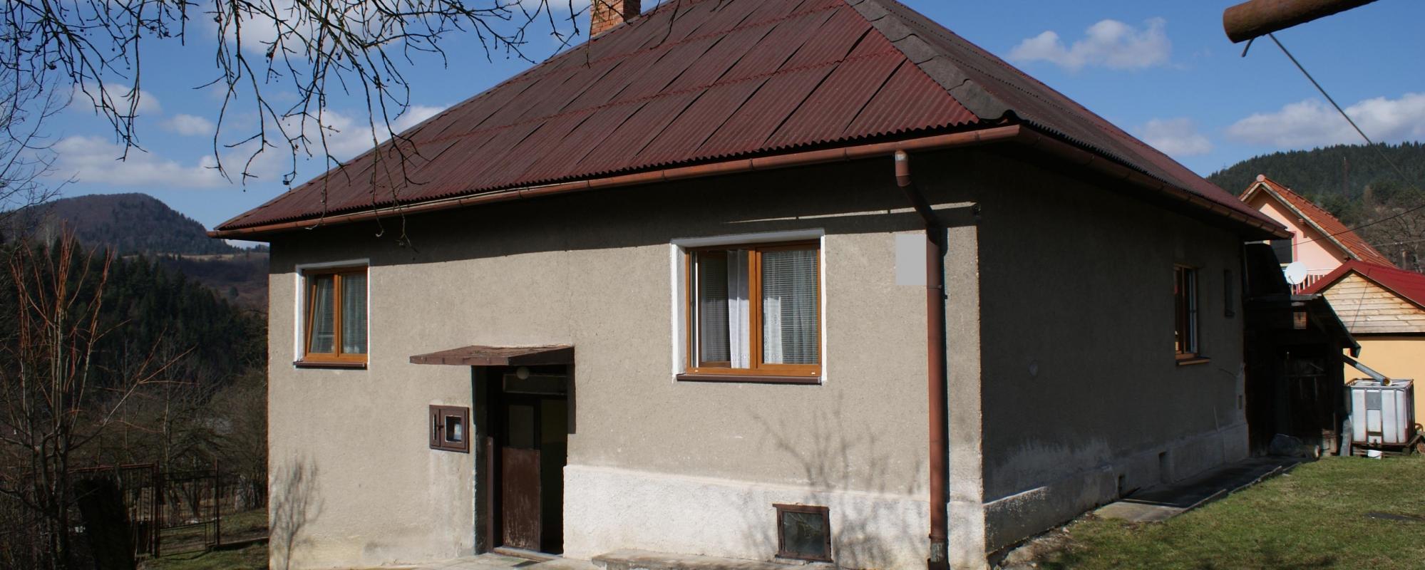 Rodinný dom v pokojnom prostredí, Ružomberok - Hrboltová