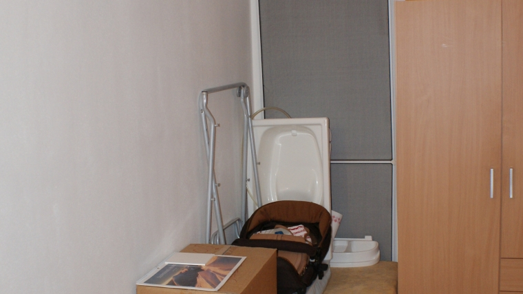 Zrekonštruovaný 2-izbový byt prerobený na 3-izbový, ul.Papiernická