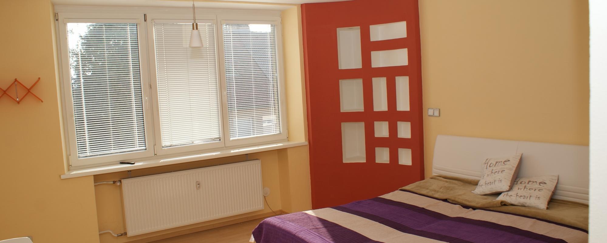 Nadrozmerný 1-izbový byt po rekonštrukcii, ul.Baničné