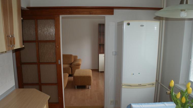 2-izbový byt s loggiou po čiastočnej rekonštrukcii, ul.Veterná