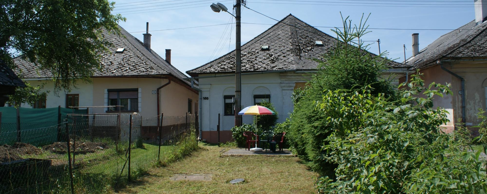 Pôvodný rodinný dom na Liptove, Partizánska Ľupča