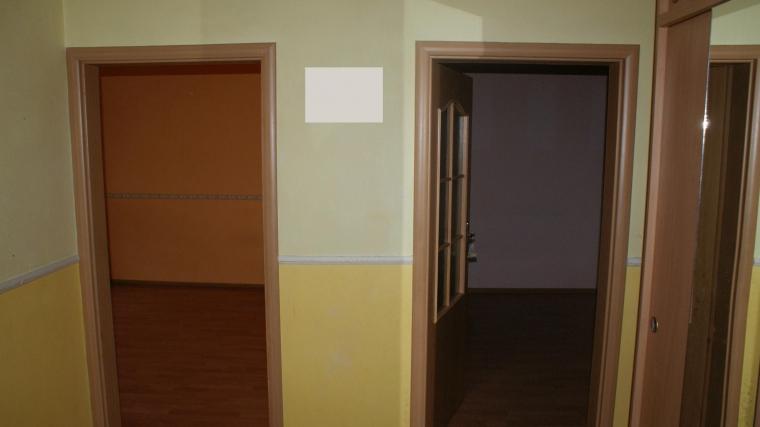 Priestranný 2-izbový byt prerobený na 3-izbový, ul.Za Dráhou