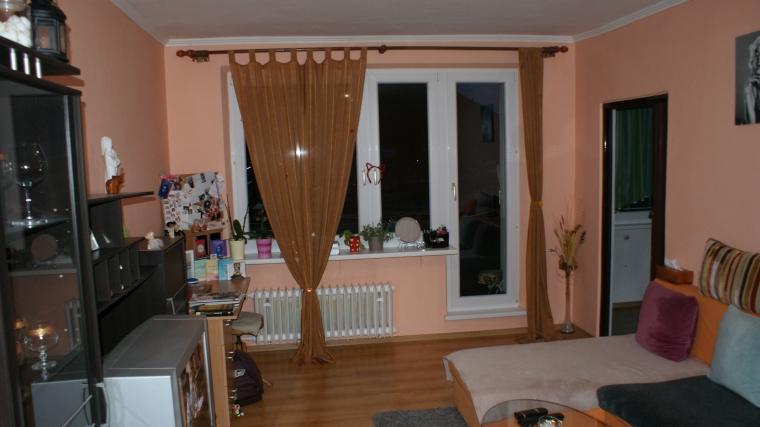2-izbový byt po čiastočnej rekonštrukcii, ul.Nábrežie M.R.Štefánika