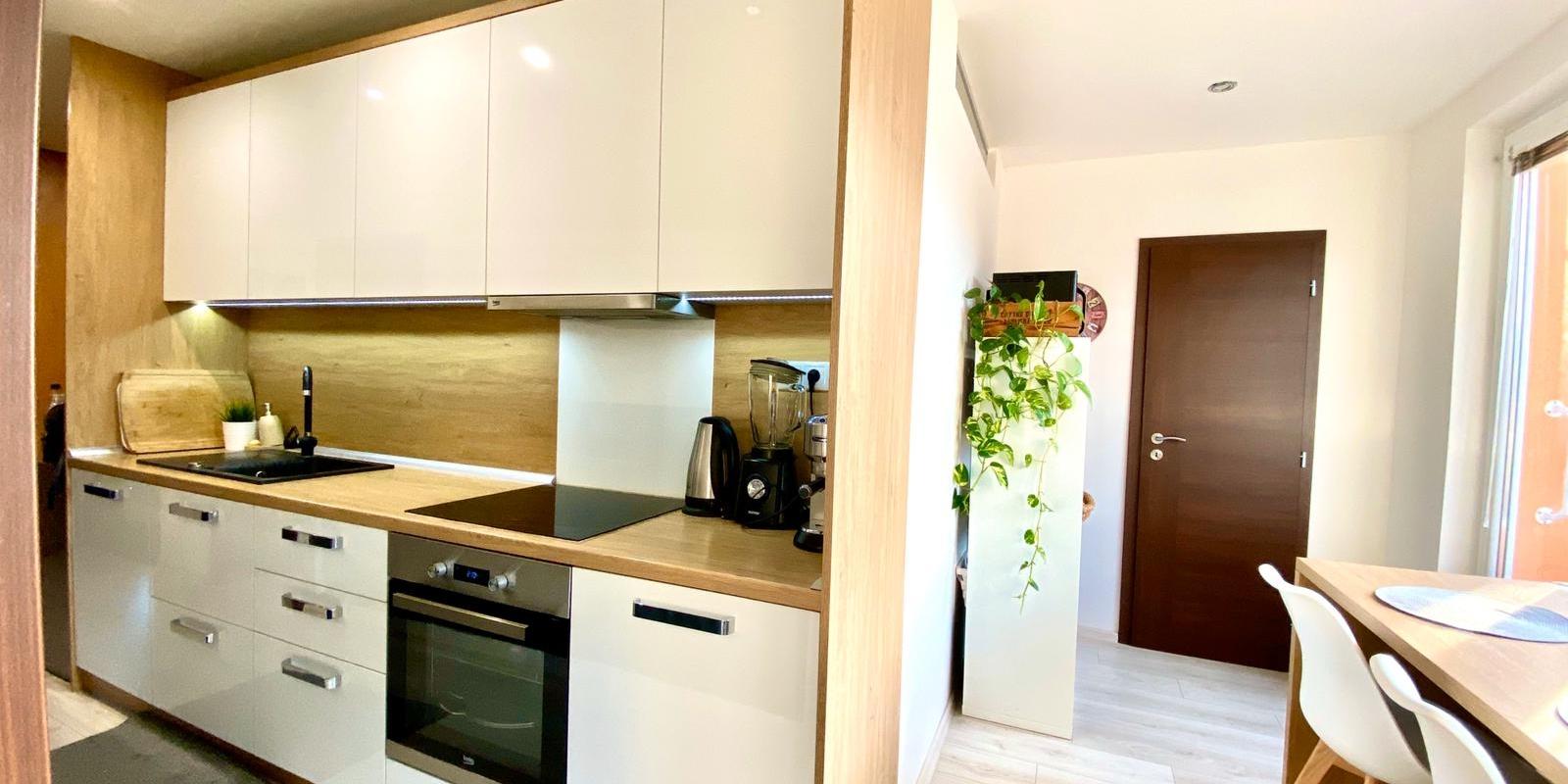 2-izbový byt prerobený na 3-izbový v TOP lokalite, ul.Madačova