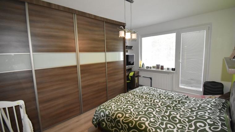 Zrekonštruovaný 3-izbový byt s loggiou, ul.Veterná