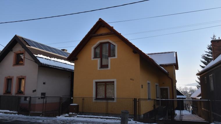 Rodinný dom so záhradou po čiastočnej rekonštrukcii, Likavka
