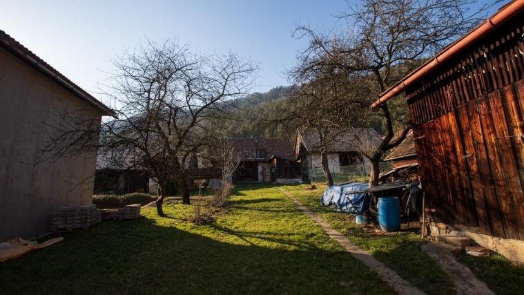 Rodinný dom so záhradou v podhorskom prostredí, Švošov