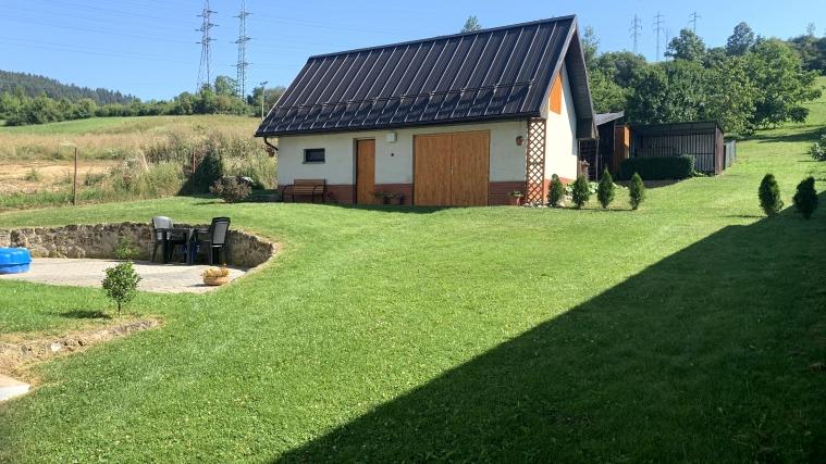 Rodinný dom po rekonštrukcii s peknou záhradou, Turík
