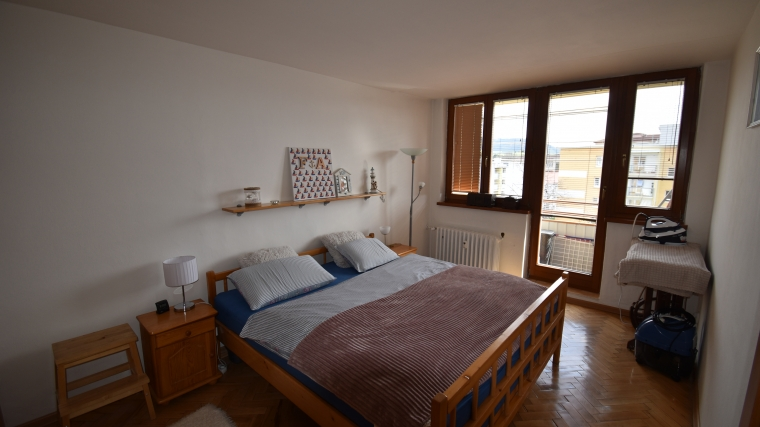 Zrekonštruovaný 3-izbový byt s výbornou polohou, ul.Š.Moyzesa