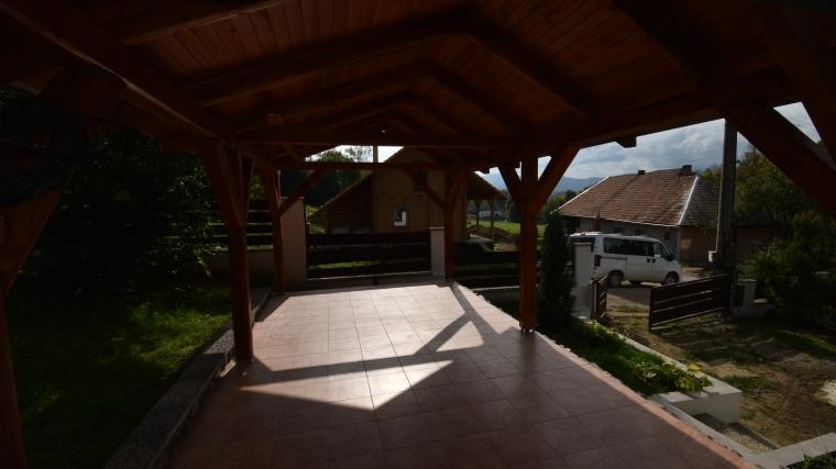 Nová chatka so záhradou v obľúbenej lokalite, Turík