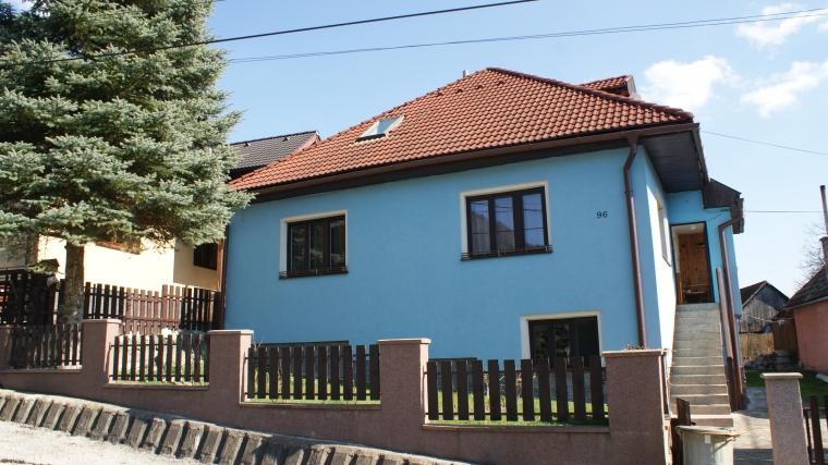 Zrekonštruovaný rodinný dom, Ružomberok - Hrboltová