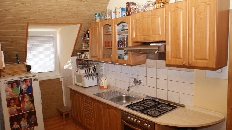 Zrekonštruovaný tehlový 2-izbový byt, ul.Ž.Silbigera