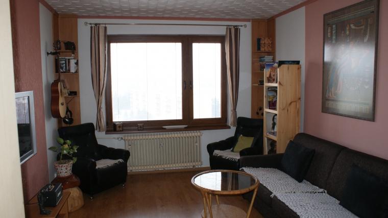 2-izbový byt po čiastočnej rekonštrukcii, ul. Bystrická cesta