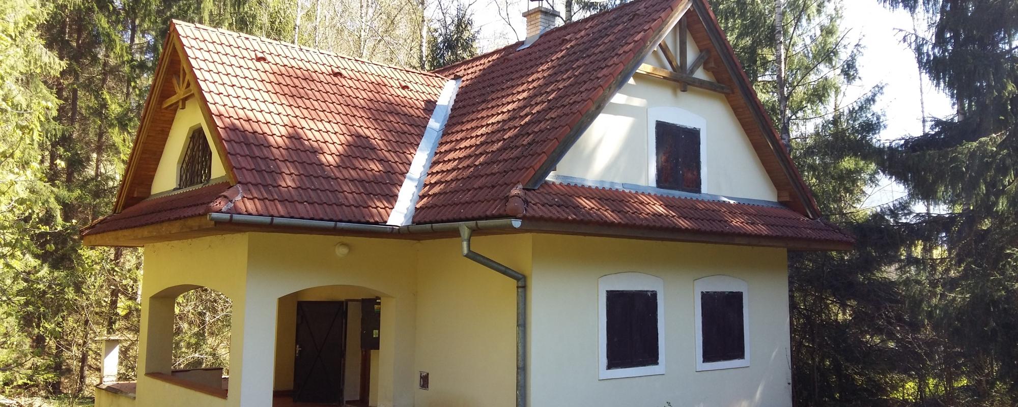 Rekreačná chata v krásnom prostredí, Ružomberok – Nižné Matejkovo