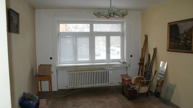 3-izbový byt s vlastným kúrením, ul.Š.Moyzesa