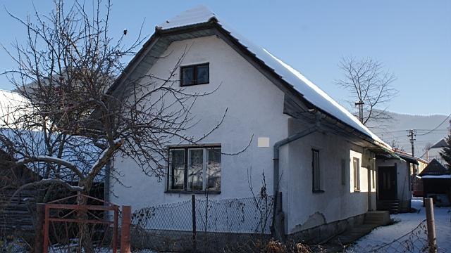 Rodinný dom s drevenicou, Liptovská Osada