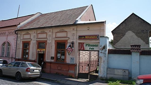 Predaj reštaurácie ,,Pilsner Pub,, v centre Ružomberka