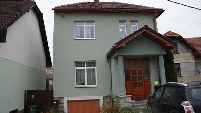 Zrekonštruovaný rodinný dom, ul.Sládkovičova