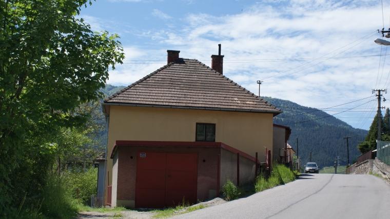 Dvojgeneračný rodinný dom, Nová Hrboltová