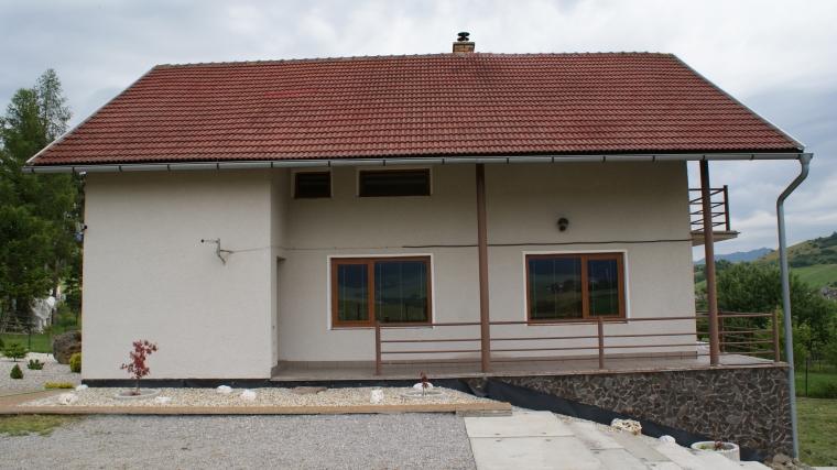 Zrekonštruovaný rodinný dom - Liptovské Sliače