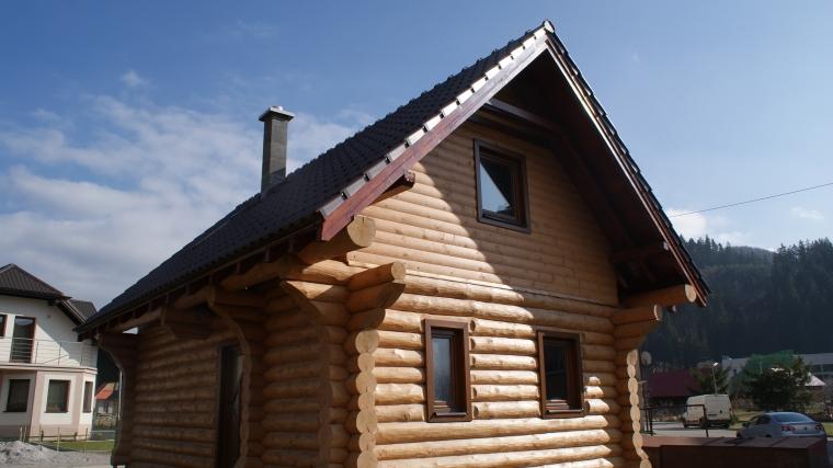 Rozostavaný drevený zrub, Liptovská Osada