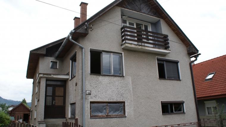 Rodinný dom s pekným pozemkom, Liptovská Osada