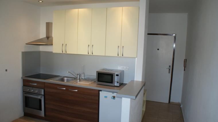 Prenájom 1-izbového bytu s výhodnou polohou, ul.K.Salvu