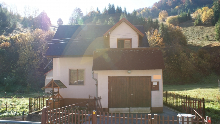 Zrekonštruovaný rodinný dom v krásnom prostredí, Liptovské Revúce