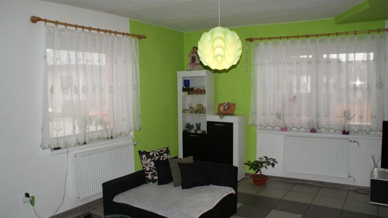 Zrekonštruovaný rodinný dom, Lisková